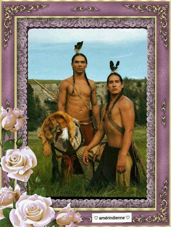 Amérindienne...* bonne soirée  a tous *