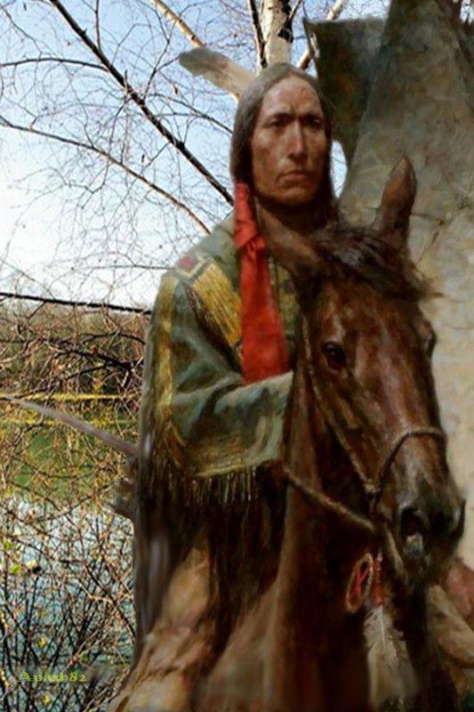 je suis Cheyenne je vous salut