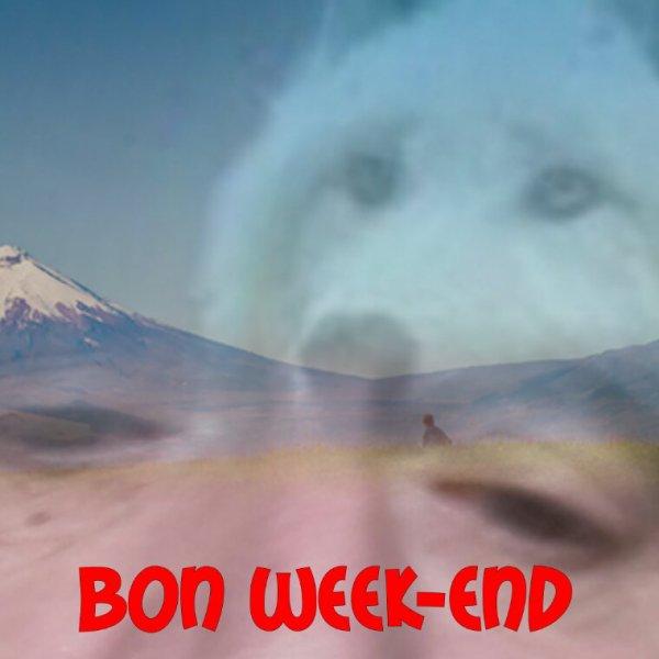♡ ● Bon week-end  mes amis  (es) ● ♡