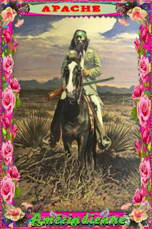 l'apache vous salut a à tous