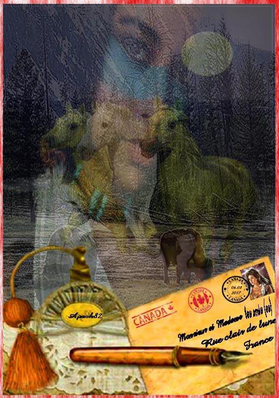 la carte arive du canada pour les amis( es) de Apash82 merci de visite et messages