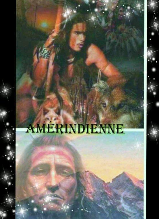 Amérindienne   : Bonne soirée  à tous