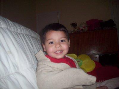 Mon fils !!