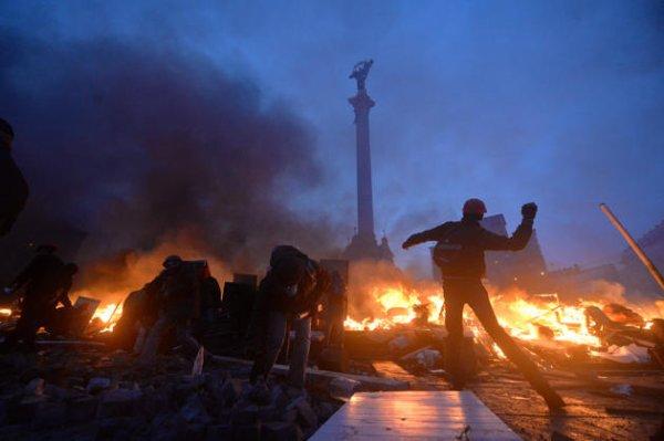 Ukraine et Poutine