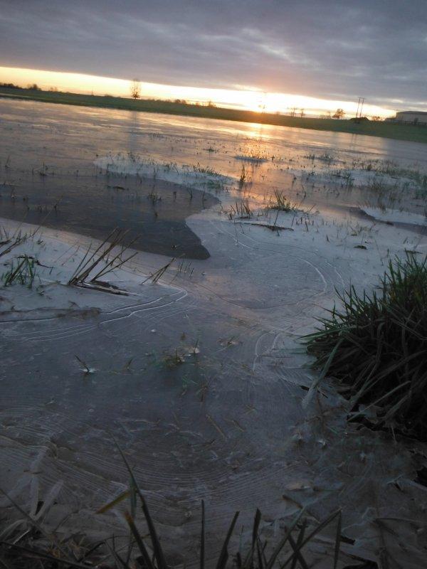 Pluie, galop et un peu plus ^^