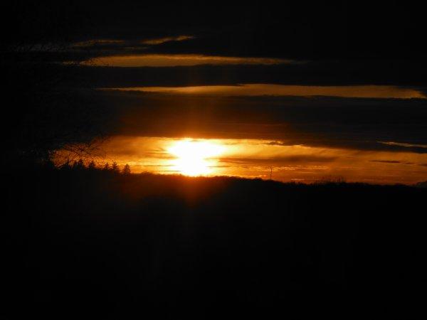 Soleil du jour...