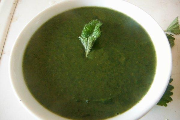 A la soupe d'orties !
