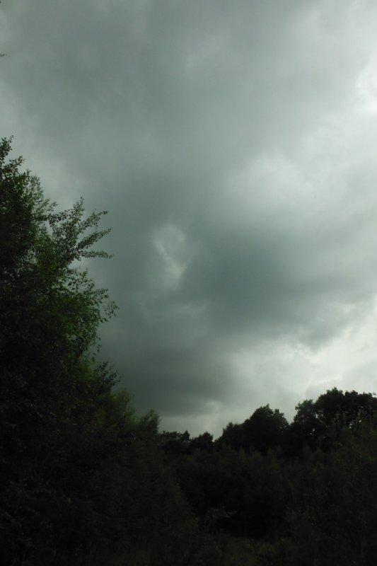 Temps maussade d'été...