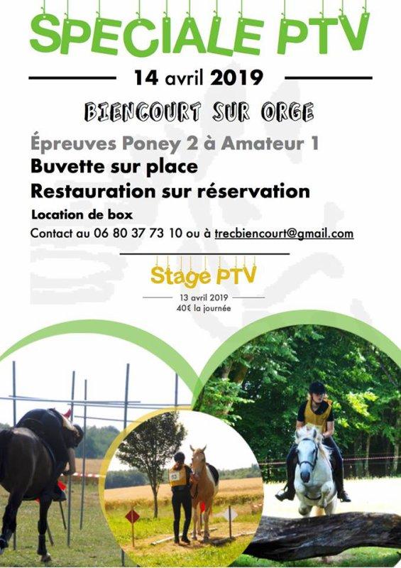 Centre de tourisme équestre de Biencourt sur Orge et autres