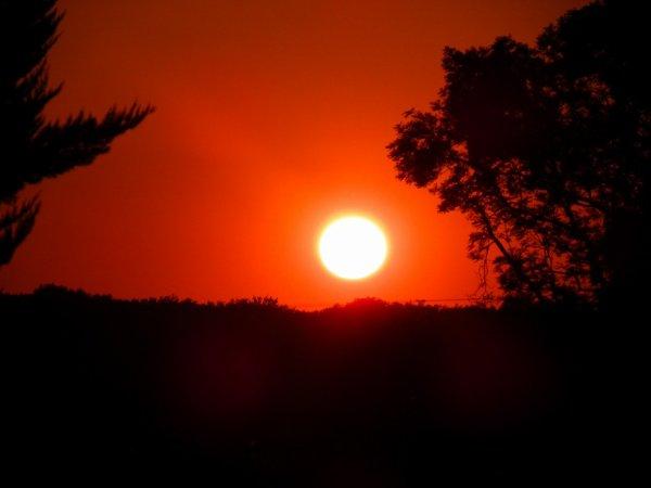 coucher de soleil et autres