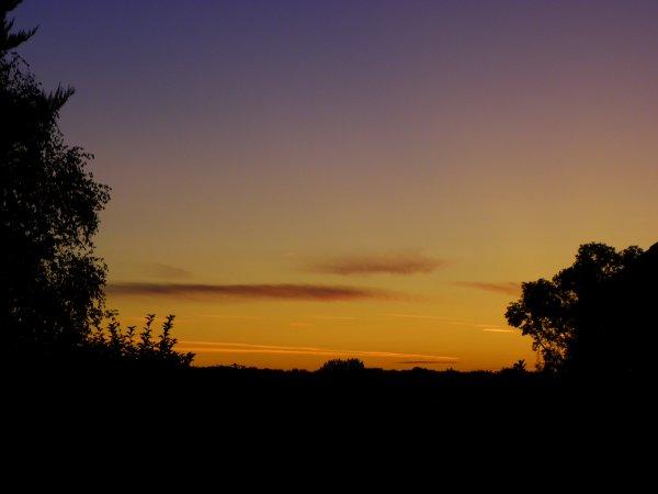 coucher de soleil et autres.