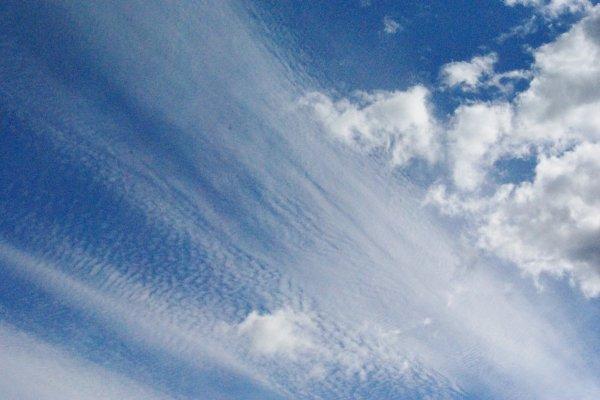 Entre nuage soleil et vent.