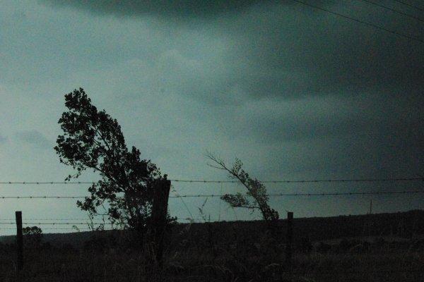 Soleil du matin, pluie en fin de journée.