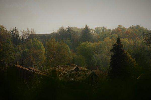 Village au matin et autres