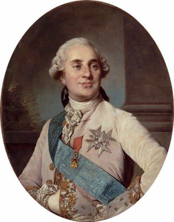 Louis XIV et autres.