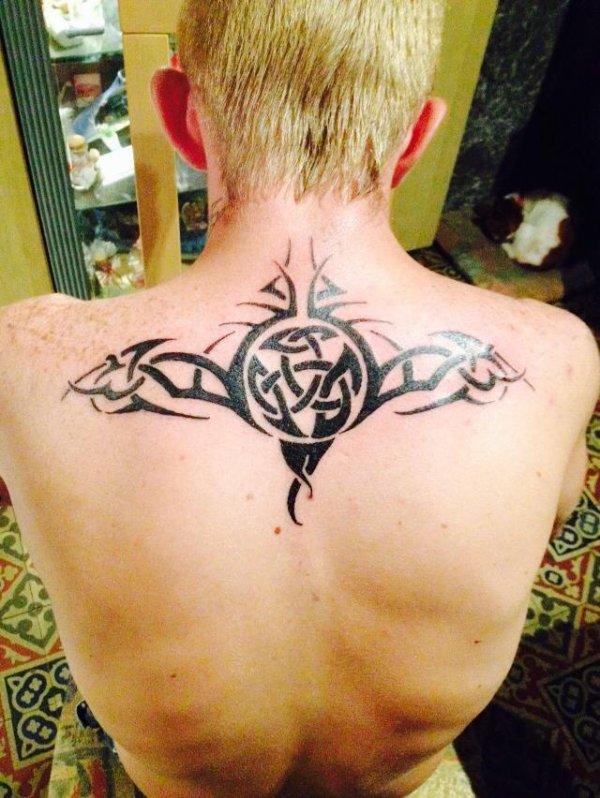 mon nouveaux tatoo