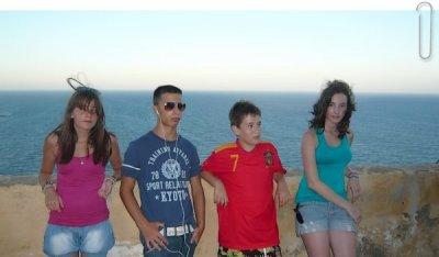 - Ma reus, Moi et Mes couz en Espagne  ;)