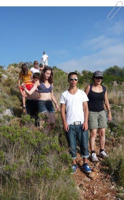 - Moi && La Famille En Espagne :)