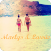 Maelys & Laurie <3