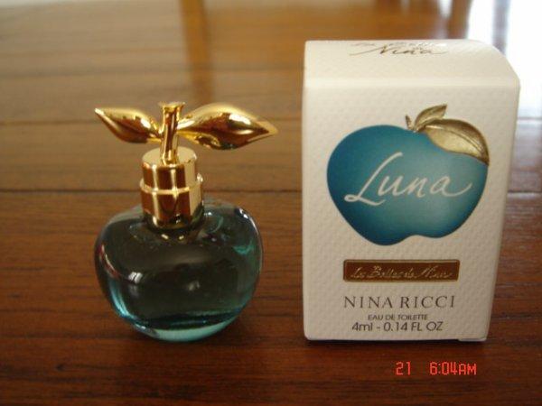 Miniature de N RICCI: LUNA