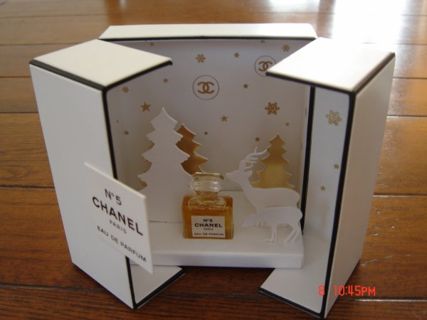 Coffret Miniature edp de CHANEL: N°5