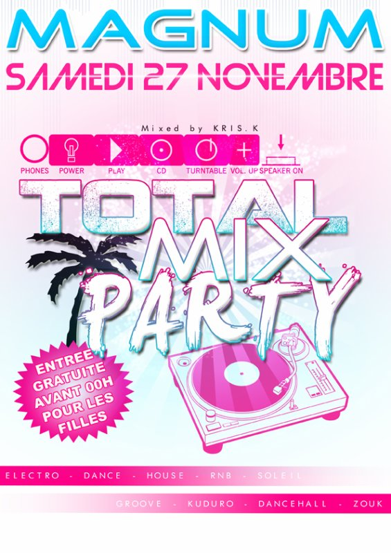TOTAL MIX PARTY