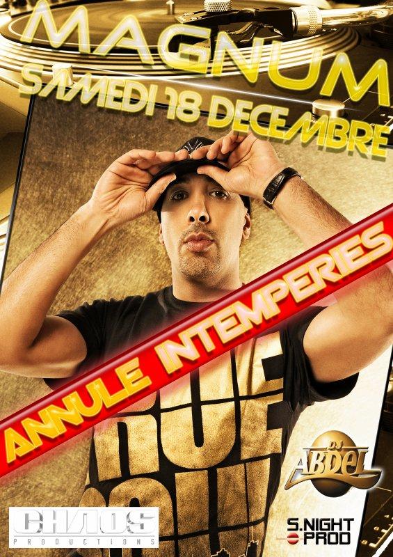 DJ ABDEL A L'ANCIENNE !