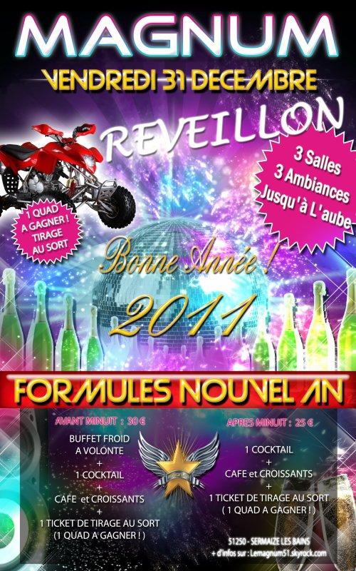 REVEILLON 2010