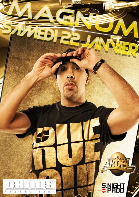 DJ ABDEL A L'ANCIENNE ! LA SUPER STAR EN MIX LIVE
