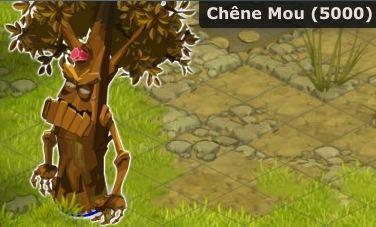 a la moitier des chênes Mou