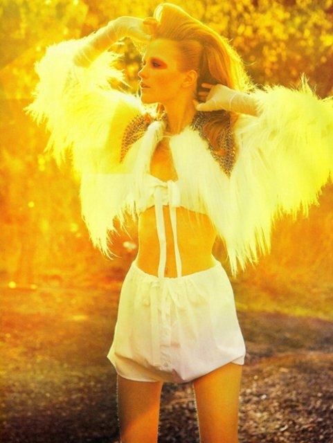 She's got moves like angels