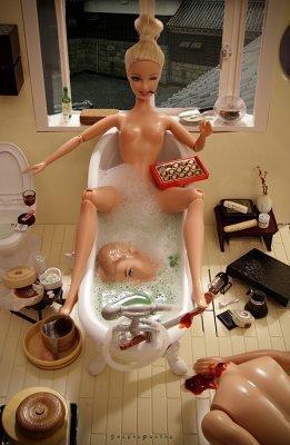 Barbie killing Ken