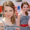 Viens découvrir la jeune actrice Samantha Hanratty . Et deviens a ton tour fan d'elle !