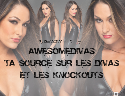 Bienvenue Sur AwesomeDivas♥