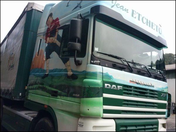 DAF 95 transports ETCHETO