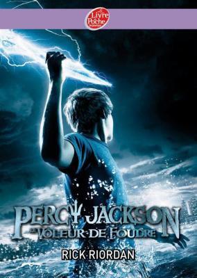 Percy Jackson, tome 1 : Le voleur de foudre  de Rick Riordan