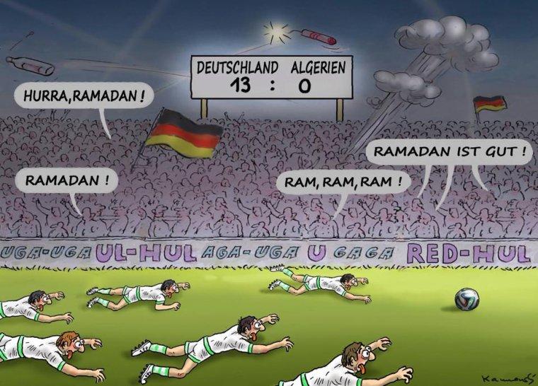 Huiti mes de finale coupe du monde 2014 allemagne - Algerie allemagne coupe du monde 2014 ...