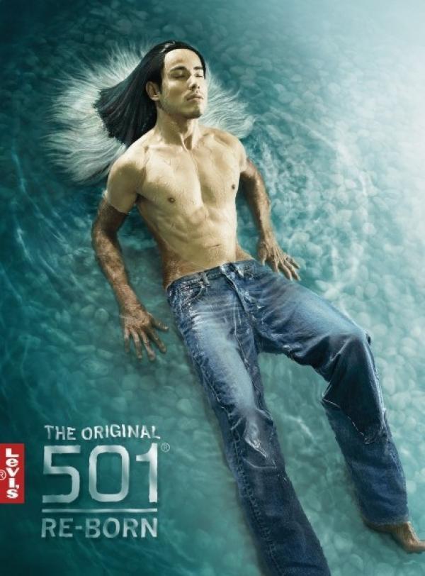 Levi's 501, le jeans des bogosses