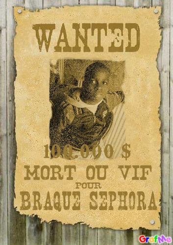 Wanted mais la c'est dangereu