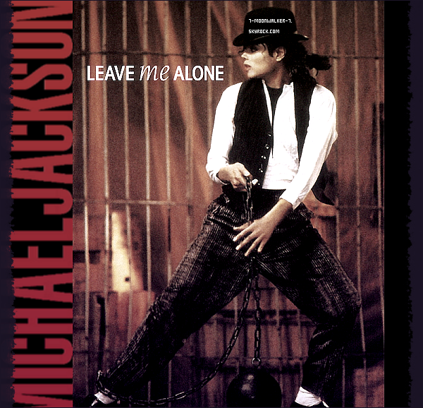 . 13/02/89  : Sortie du septième single de l'album « Leave Me Alone » ! .
