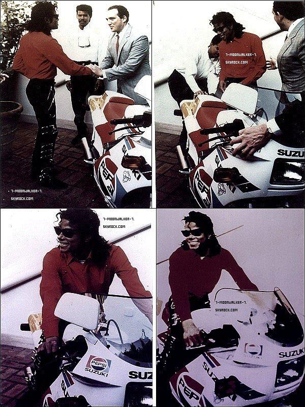 . 22/05/88 : Michael Jackson a été aperçu à l'intérieur de l'hôtel « Lord Byron Hotel » à Rome..