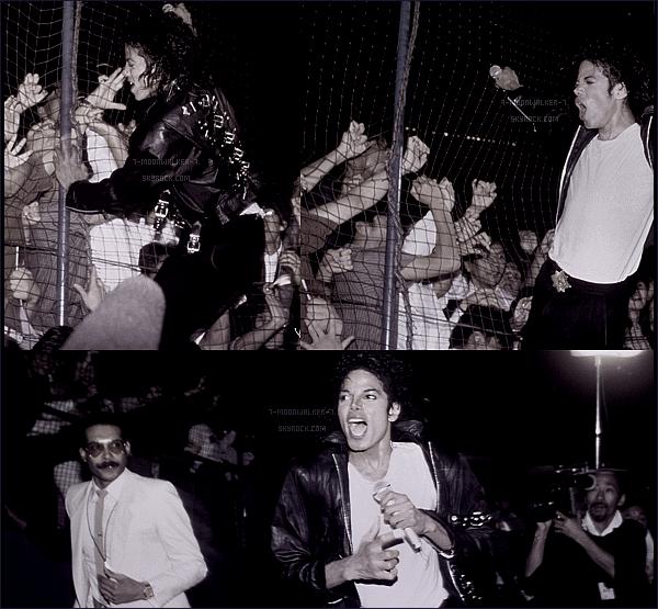 . – Article n°..  / Posté le 10/10/87 / Magazine  : Michael Jackson fait la une du magazine américain « Lookin » puis également les pages du magazine au Royaume-Uni. Le soir même, concert au Nishinomiya Stadium se situant à Osaka. - .
