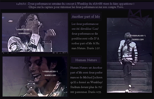 . – Article n°7  / Posté le 23/11/86  / MAGAZINE : Michael Jackson fait la couverture du magazine « National Enquirer » aux Usa. Des rumeurs circulent envers Michael Jackson et sa maquilleuse Karen Faye qui assiste au tournage de la vidéo. .