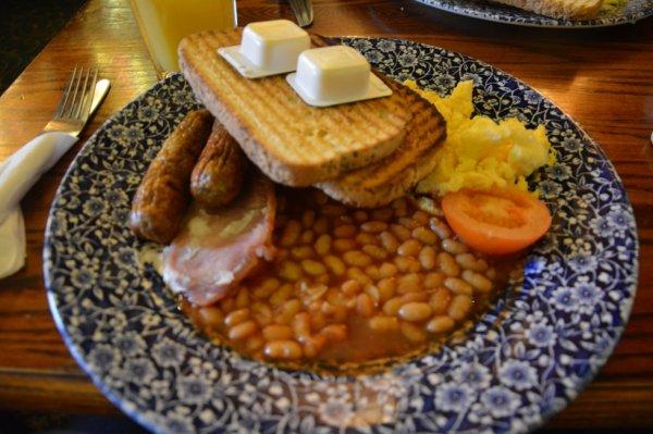 ~ Un petit déjeuner à l'anglaise, sa change la vie. ~