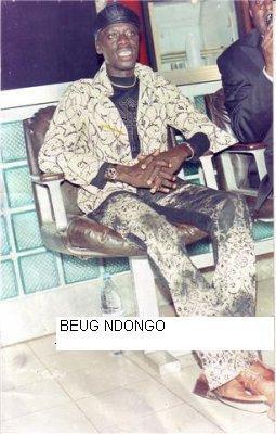 memorial  ndongo lo
