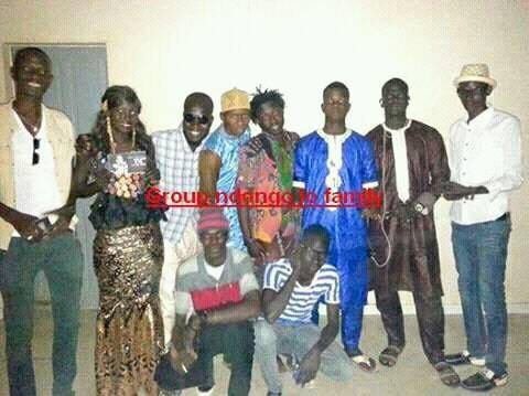group ndongo lo family