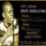 carte de membre group ndongo family
