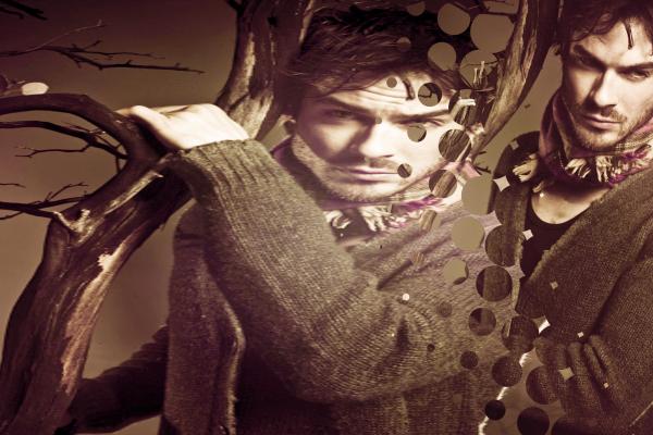 Ian Somerhalder ♛ Aaron Sparks
