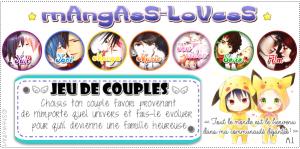 ♥ ✽ Jeu de Couples ✽ ♥