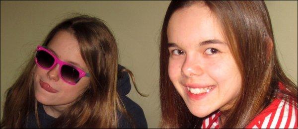 Céline Hendrickx, une amie formidable.♥